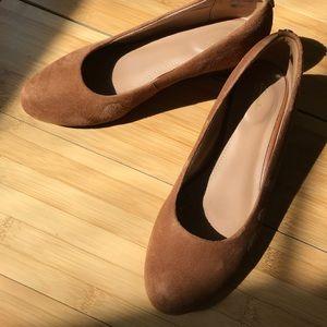 Clark's Vendra Bloom Size 7 Suede Brown